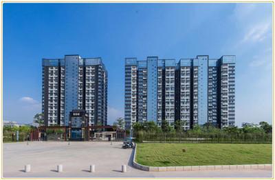 深圳石岩湖_石岩公园华府,真正公园里的家,商品设计,小产权的价格 ...